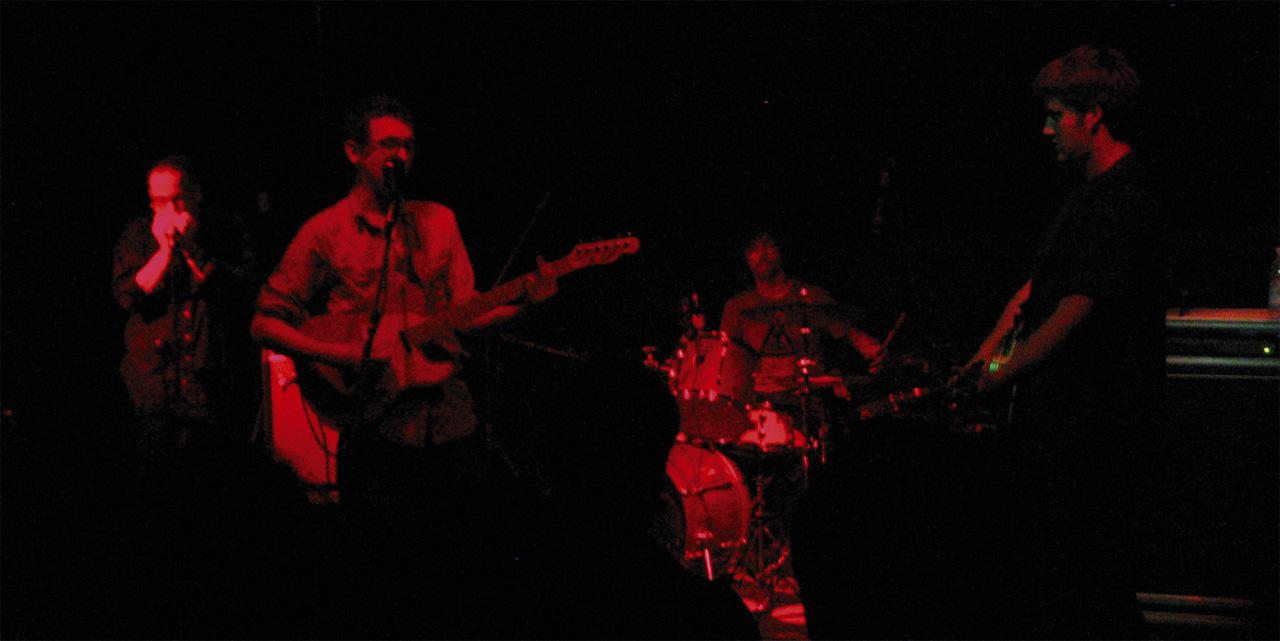 Micah P. Hinson @ Bronson, 10/10/2006 - foto di zioWoody