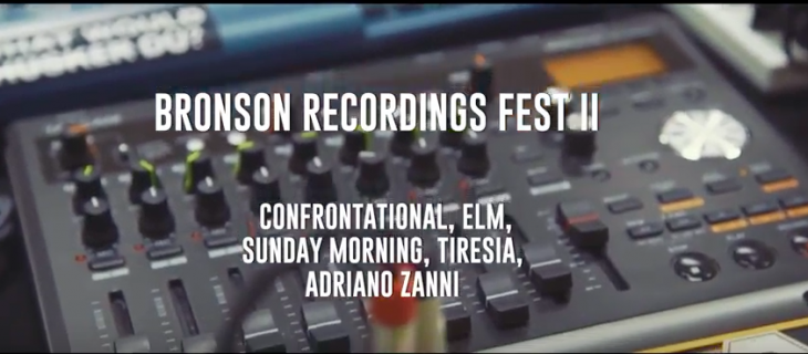 BRONSON RECORDINGS FEST II