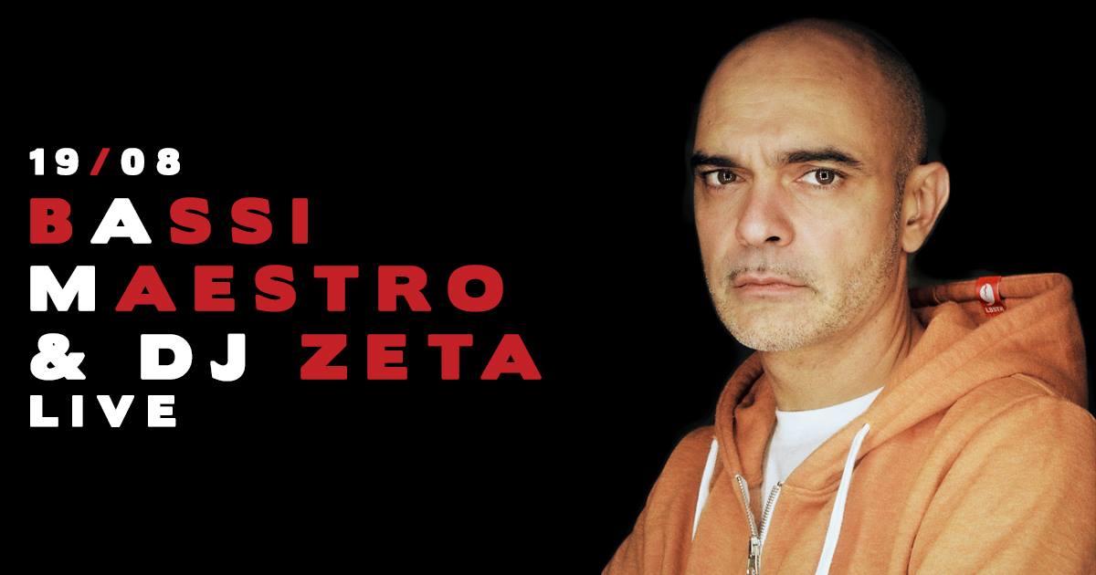 Bassi Maestro & Dj Zeta