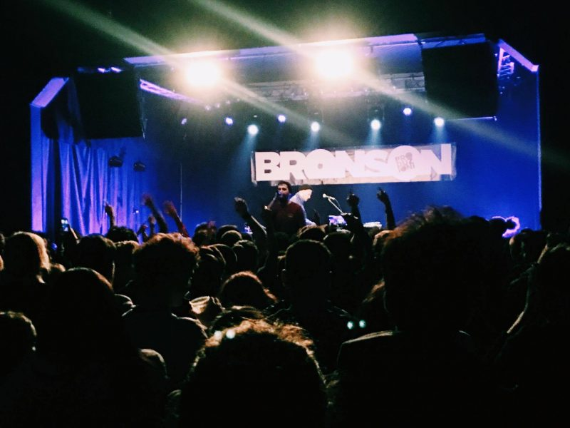 Live al Bronson Club