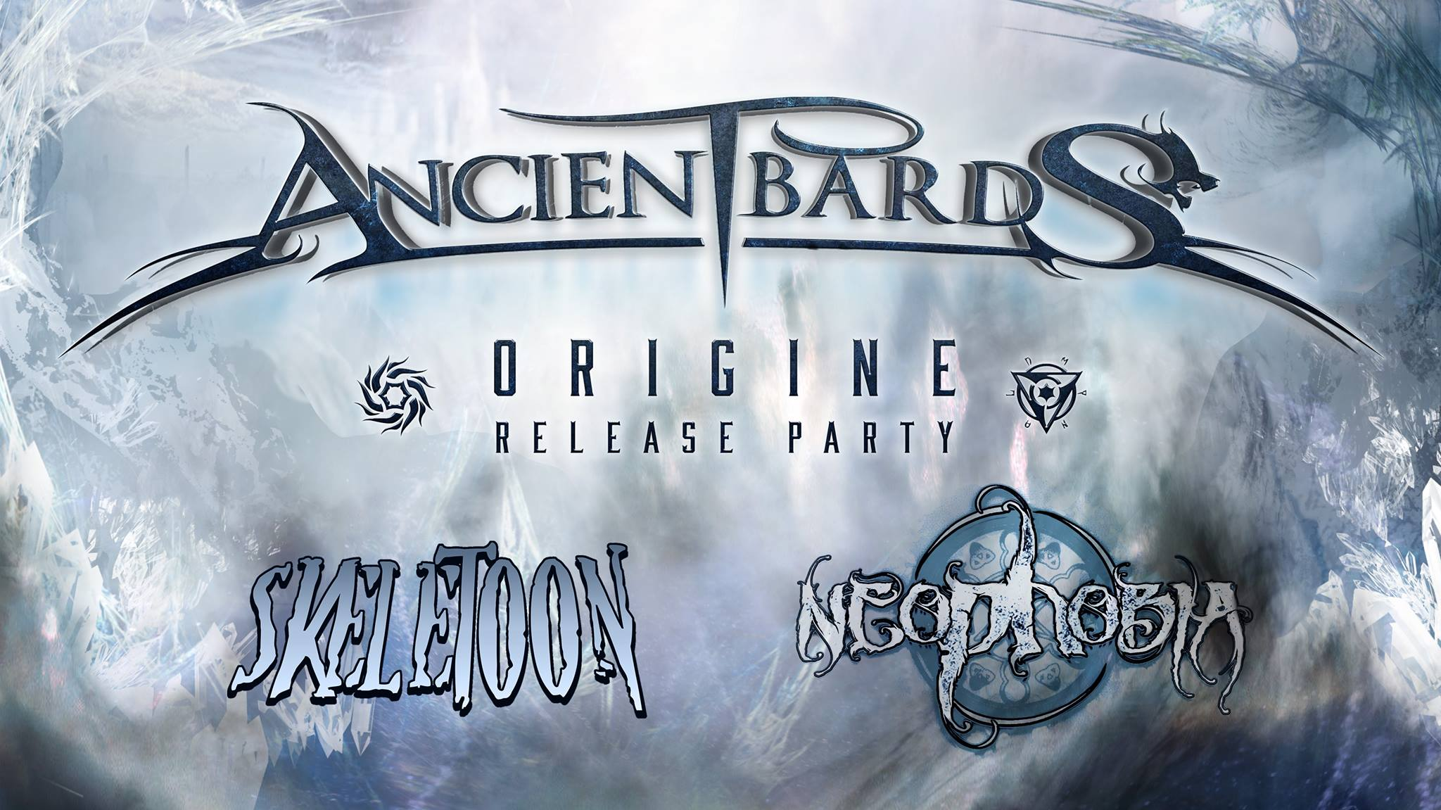 Ancient Bards - Origine Release Party
