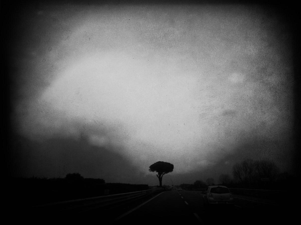 Verso il nulla (Road to Nowhere) - Mostra di Adriano Zanni