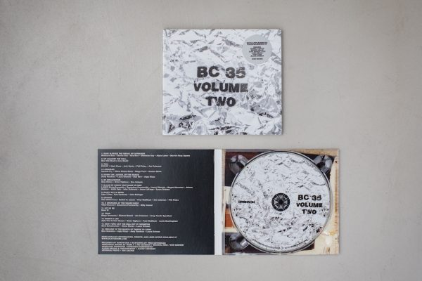 Bc35 volume two cd