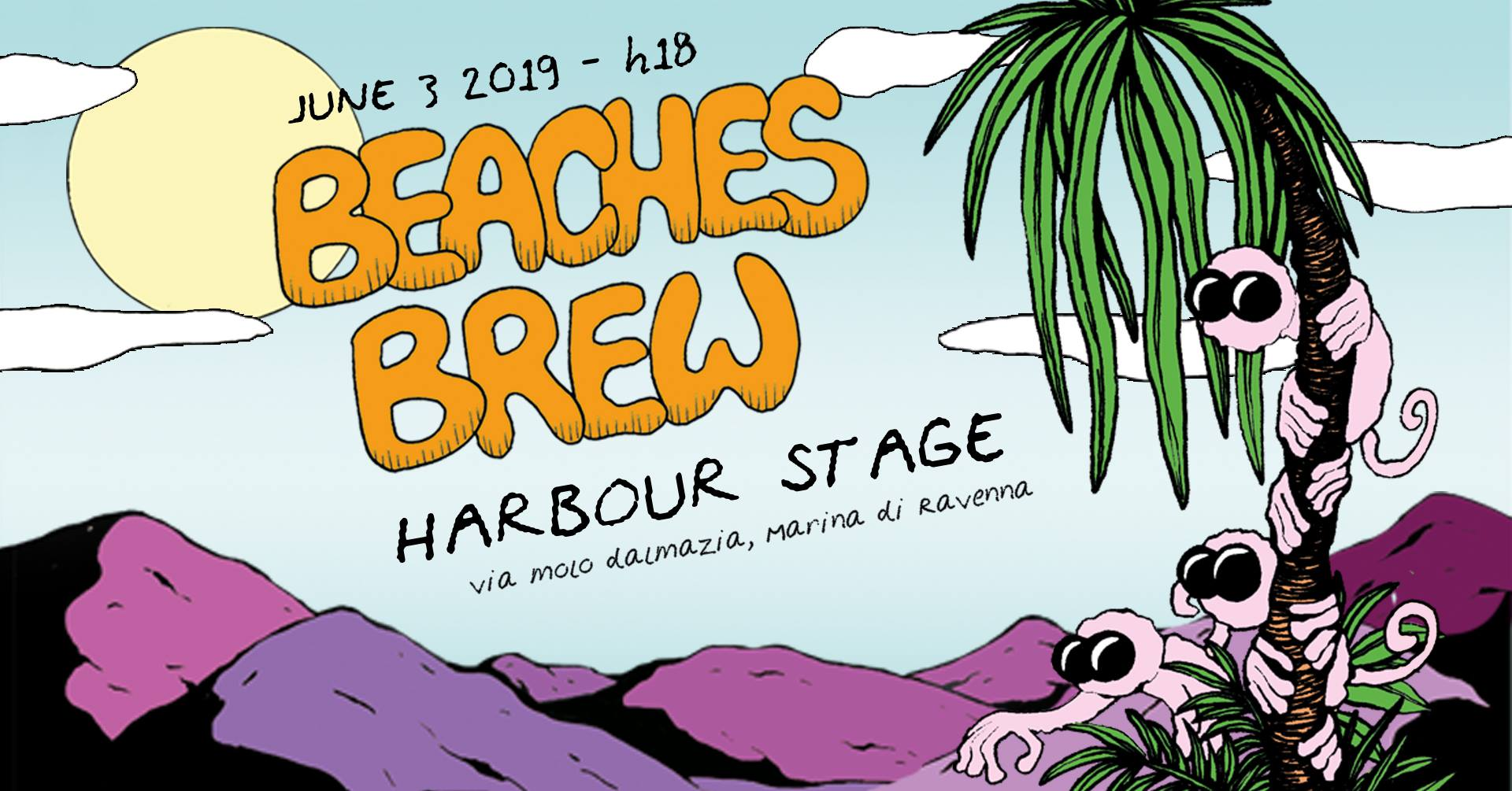 Beaches Brew Harbour Stage 2019
