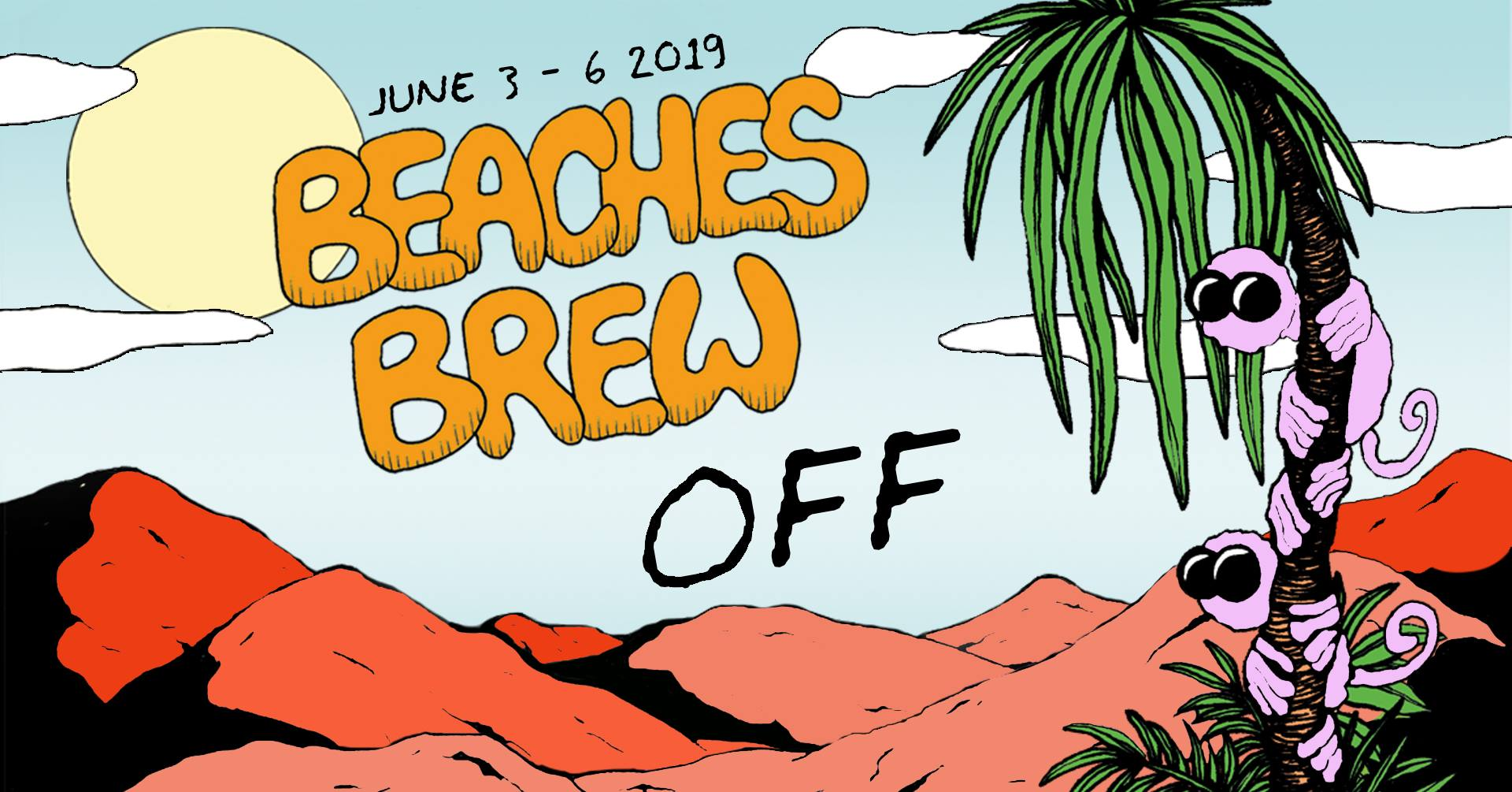 Beaches Brew Off