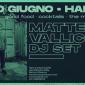 Hana-bi dj set Matteo Vallicelli