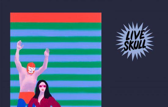 LIVE SKULL - Saturday Night Massacre