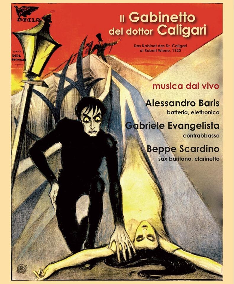 Das Cabinet Der Dr Caligari
