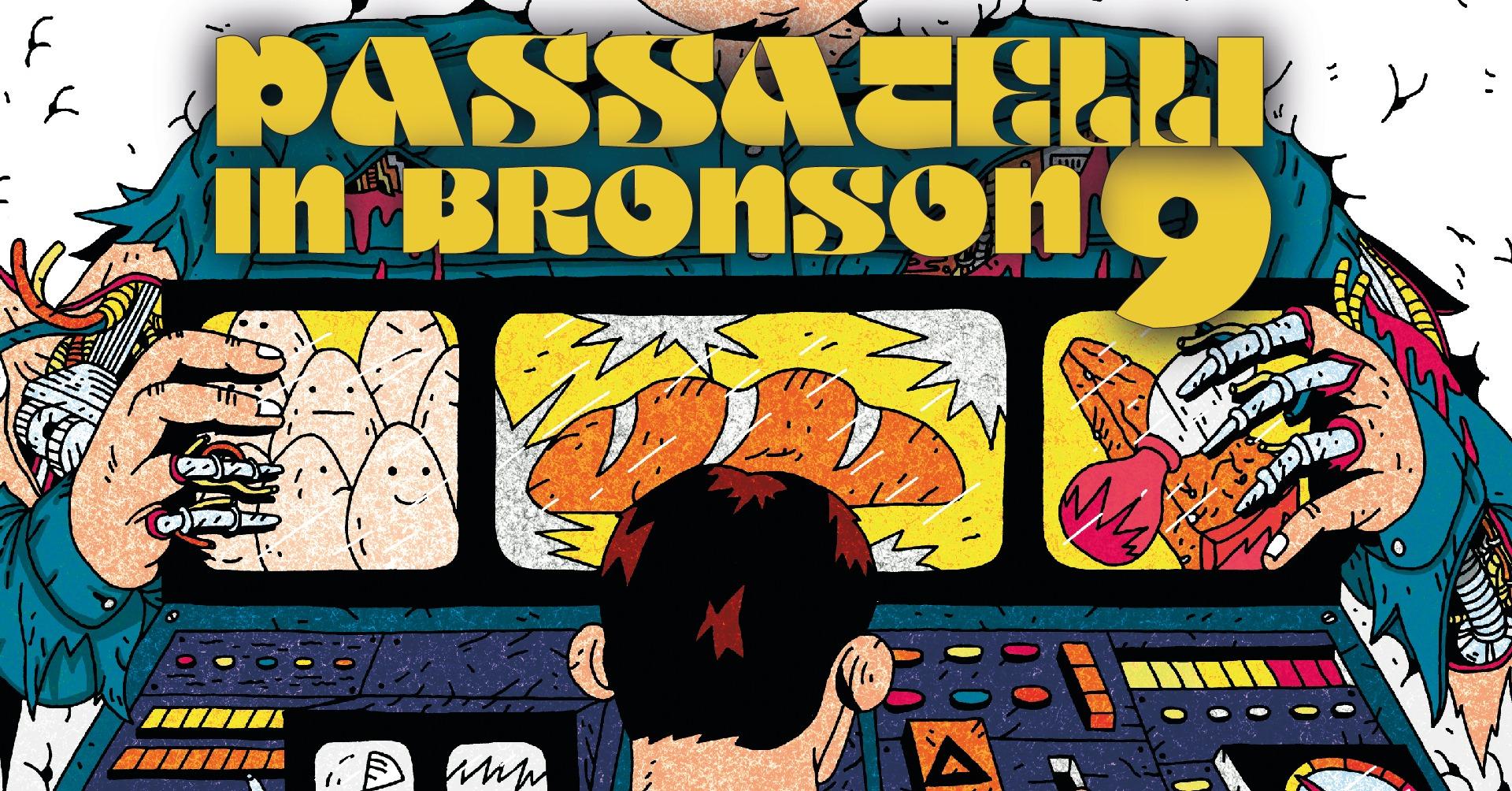 Passatelli in Bronson