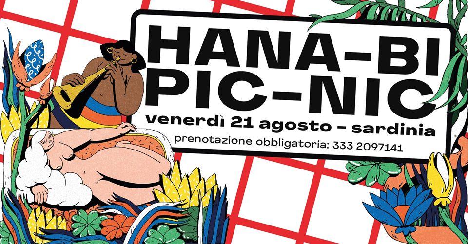 Hana-bi Friday Pic Nic - Sardegna