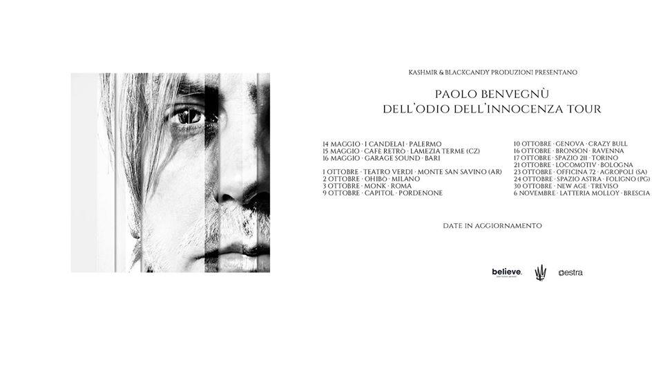 Paolo Benvegnù Live Bronson, Ravenna
