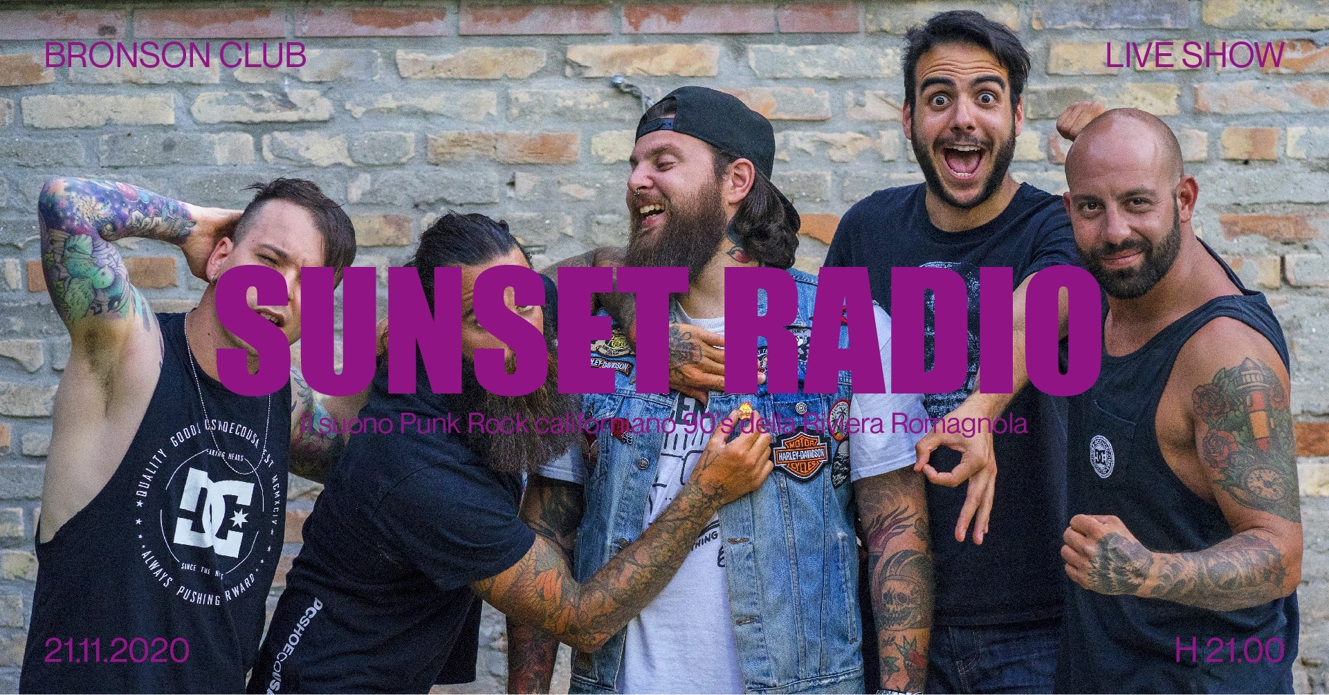 Sunset Radio