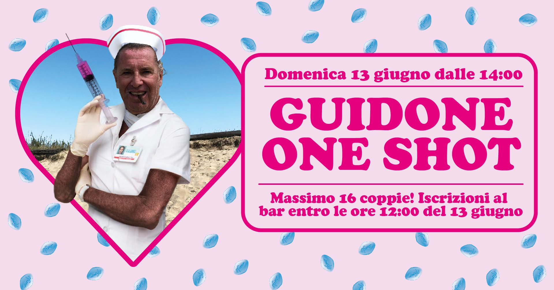 "Memorial Guidone ""One Shot"" - Torneo di Racchettoni"